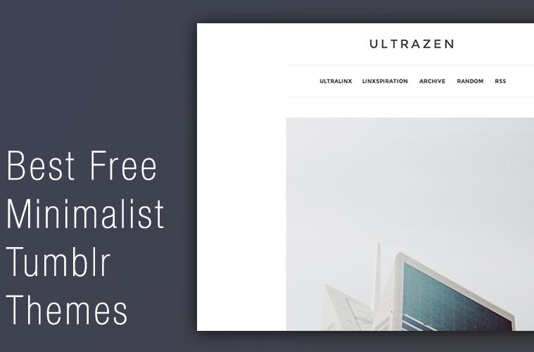12 best free minimalist tumblr themes 2017 this designed that maxwellsz