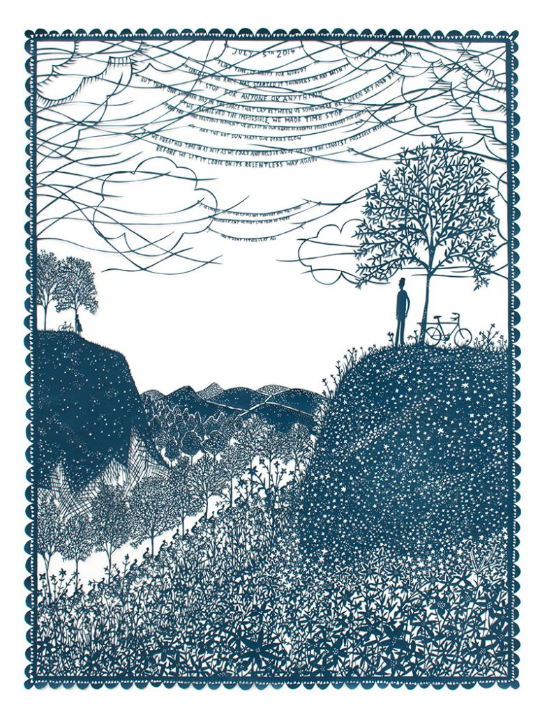 Rob Ryan Paper Cuttings 4