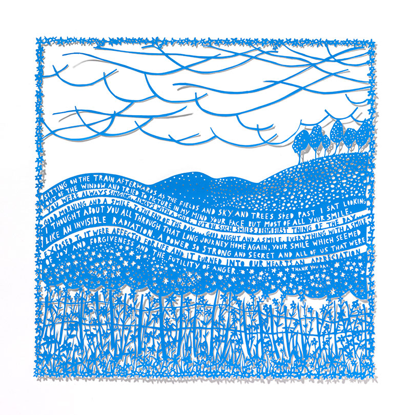 Rob Ryan Paper Cuttings 5