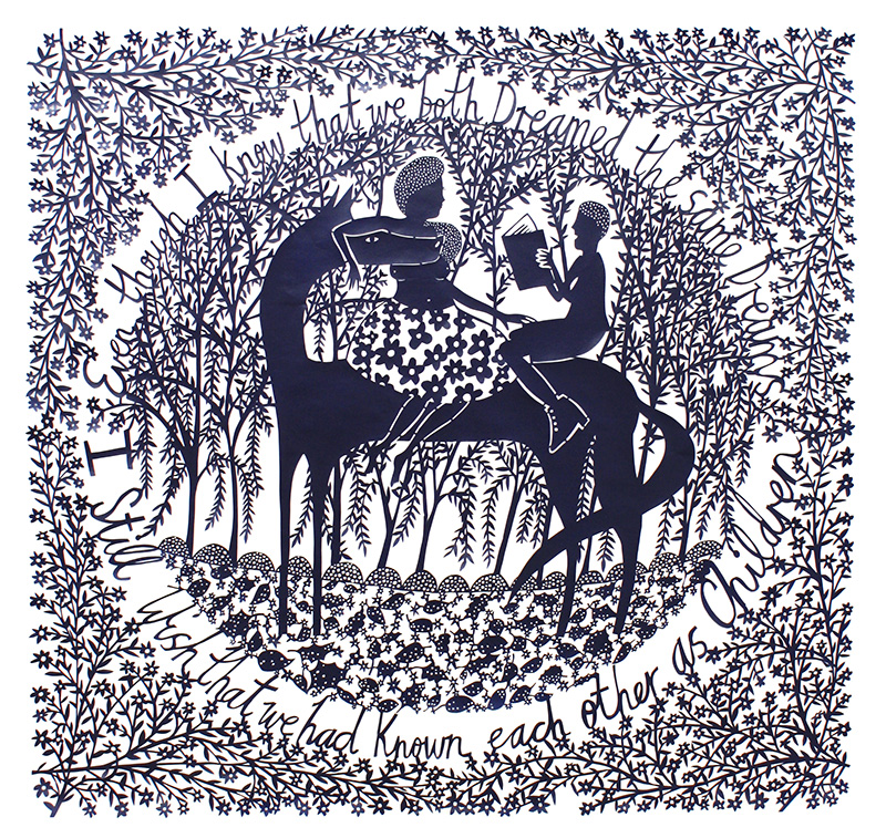 Rob Ryan Paper Cuttings 8