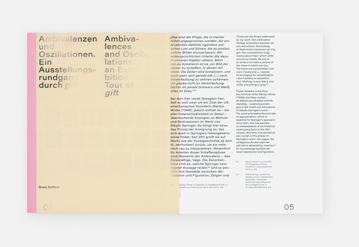 Sibylle Springer Catalogue This Designed That